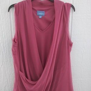 Simply Vera Wang Sleeveless blouse